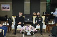 Tailandia y Estados Unidos firman Declaración de Visión Estratégica