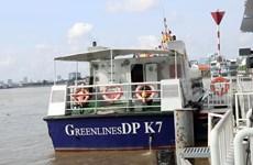 Ciudad Ho Chi Minh opera primera ruta turística de transporte fluvial