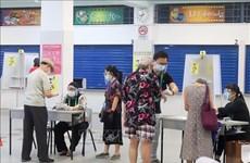 Singapur celebra elecciones parlamentarias