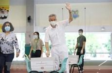 Elecciones parlamentarias de Singapur: Victoria contundente del partido gobernante