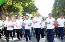 Organizan en Ciudad Ho Chi Minh Día del Maratón Olímpico