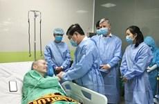 Medios de prensa estadounidenses destacan esfuerzos de Vietnam en tratamiento de paciente británico