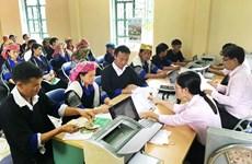 Celebrará Vietnam teleconferencia sobre créditos de políticas sociales