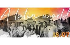 Celebrarán una noche de música latina en Hanoi
