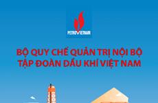 Empresa petrolera de Vietnam presenta normas de gestión interna