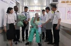 Alta médica del paciente 91 del COVID-19 en Vietnam acapara atención de prensa británica