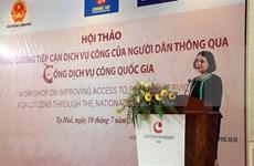 Australia ofrece asistencia adicional a mejorar de administración pública en Vietnam