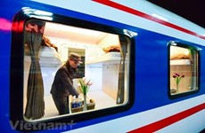 Lanzará sector ferroviario de Vietnam aplicación móvil de venta de boletos