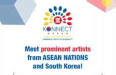Lanzan programa artístico y cultural de la ASEAN