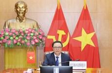 Vietnam asiste a videoconferencia internacional sobre seguridad y cooperación en medio de COVID-19