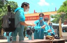 Vietnam no reporta nueva infección de COVID-19 en la comunidad por 89 días consecutivos