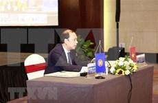 ASEAN discute sobre la construcción del marco integral de recuperación