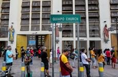Aplicarán en parte de Manila nueva etapa de confinamiento por el COVID-19