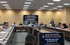Prevén nutrida participación en exposición de Smartcity Asia 2020 en Ciudad Ho Chi Minh