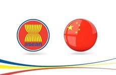 ASEAN se erige en el mayor socio comercial de China en la primera mitad de 2020