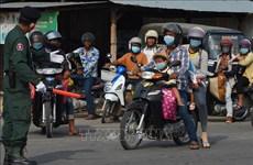 Economía de Camboya se estanca en la primera mitad del año