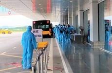 Confirma Vietnam ocho nuevos casos importados de coronavirus