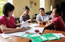 Analizan labores directivas partidistas sobre préstamos según políticas sociales en Vietnam