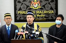 Vietnam felicita a nuevo presidente de la Cámara de Representantes de Malasia