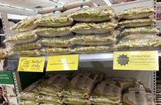 Perspectivas sombrías para exportaciones arroceras de Tailandia en segundo semestre