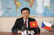 Vietnam aprecia lazos de amistad con República Checa, según embajador