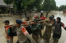 Aumenta número de fallecidos por inundaciones en Indonesia