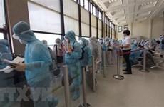 Más de 13 mil vietnamitas fueron repatriados en 55 vuelos