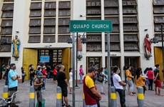 Prolongan varias restricciones contra el COVID-19 en Manila