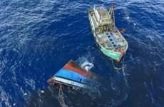 Indonesia cambia políticas de manejo de barcos extranjeros detenidos por pesca ilegal