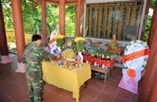 Exhuman restos de combatientes caídos en provincia vietnamita