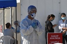 Vietnam dona materiales médicas a Kazajstán para hacer frente al COVID-19