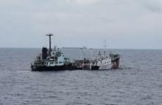 Aumentan robos a mano armada en Estrecho de Singapur