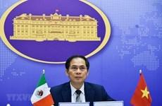 Vietnam dispuesto a cooperar con México para contener COVID- 19 y reactivar economía