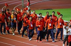 Vietnam sigue adelante con la preparación para SEA Games 31
