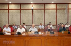 Instan a la provincia de Thanh Hoa  a aprovechar sus fortalezas para promover desarrollo sostenible