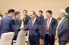 Premier vietnamita destaca la importancia del sector privado