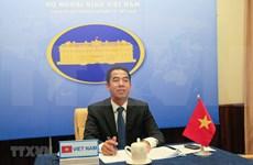 Vietnam y Reino Unido abogan por reforzar nexos de asociación estratégica