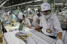 Sector de confecciones textiles de Vietnam se beneficia de cambio de cadena de suministro global