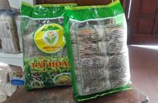 Provincia vietnamita de Bac Kan exporta fideos a Europa por primera vez