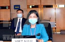 Vietnam participa activamente en 44 período de sesiones del Consejo de Derechos Humanos