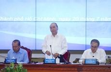 Proponen medidas para acelerar usufructo de inversiones públicas en Ciudad Ho Chi Minh