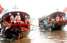 Celebrarán Festival del Mercado Flotante de Cai Rang 2020 en ciudad vietnamita