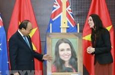 Elevan relaciones Vietnam-Nueva Zelanda a nuevo nivel