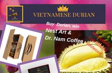 Durián vietnamita conquista a consumidores en Australia