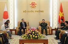 Vietnam y Japón fortalecen cooperación en defensa