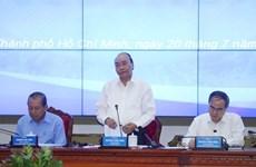 Premier vietnamita insta a acelerar el desembolso de capital público en Ciudad Ho Chi Minh