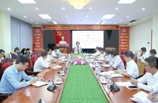Instan a agilizar movilización de aportes de vietnamitas en exterior al progreso nacional
