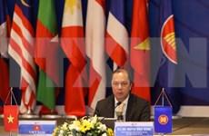 Preside Vietnam conferencia de altos funcionarios de Asia Oriental