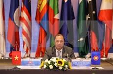 Vietnam preside Reunión de Altos Funcionarios del Foro Regional de la ASEAN