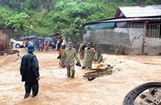 Cinco muertos por inundaciones en la provincia norteña vietnamita